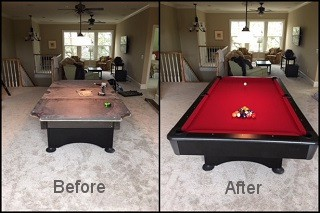 expert pool table recovering in Tifton content img3